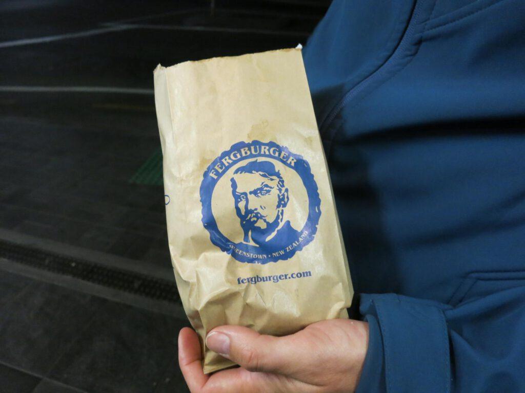 Der legendäre Ferge Burger