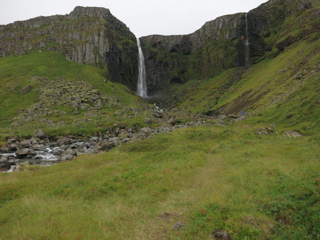 Wasserfall Grundarfoss