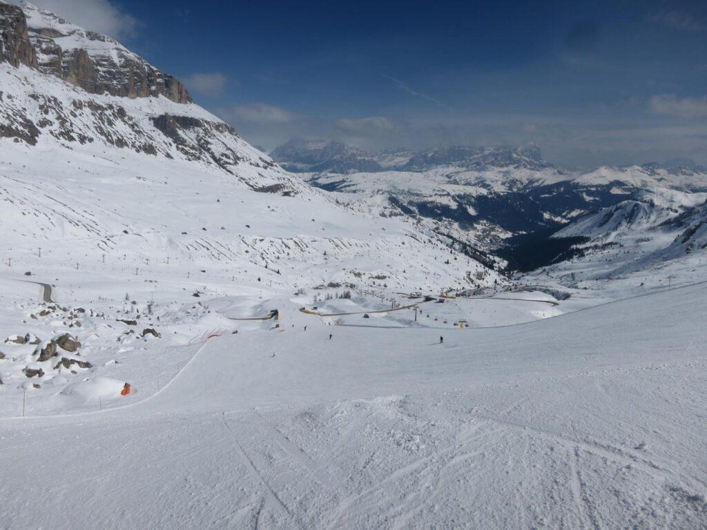 Skigebiet Fassatal
