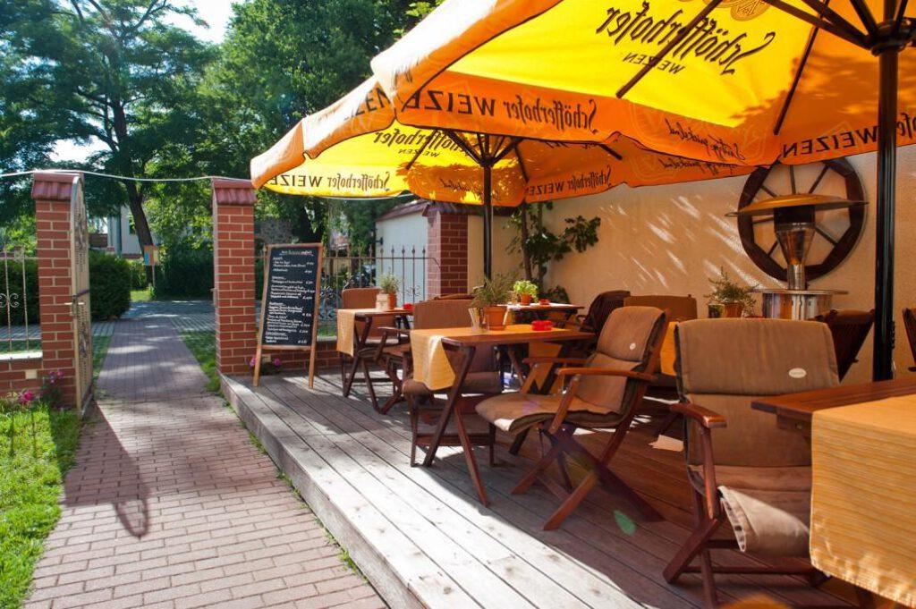 Sommergarten Sole Mio Leipzig
