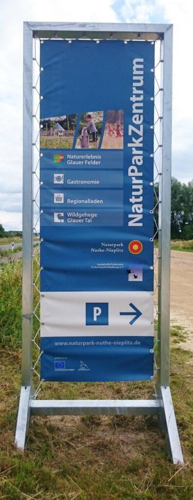 Naturparkzentrum in Blankensee
