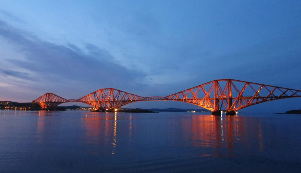 Fifth of Forth Brigdge South Queensberry