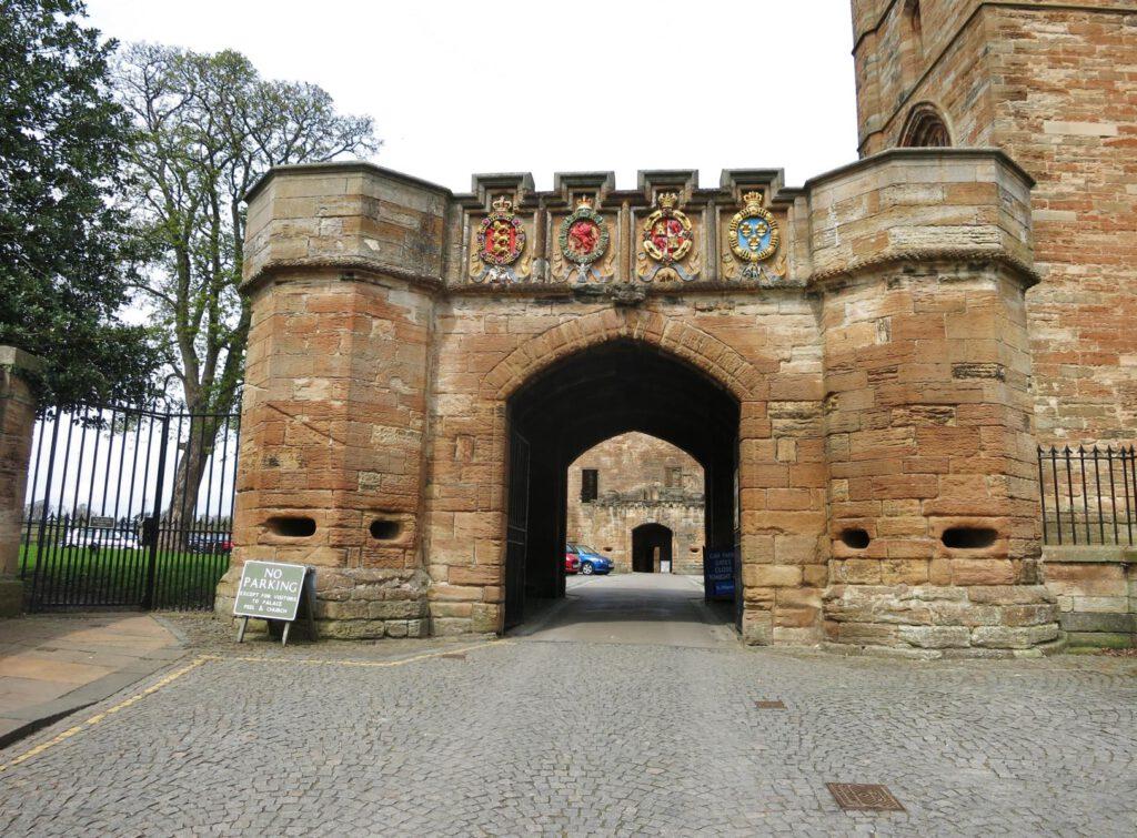 Portal Linlithgo Castle