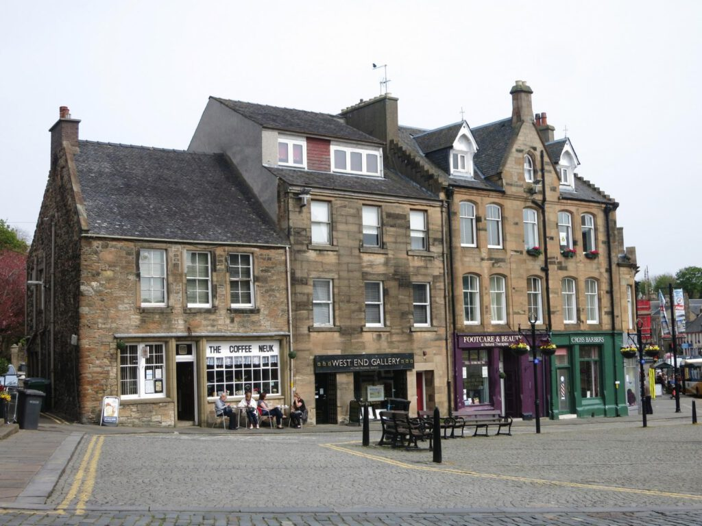 Marktplatz Linlithgo