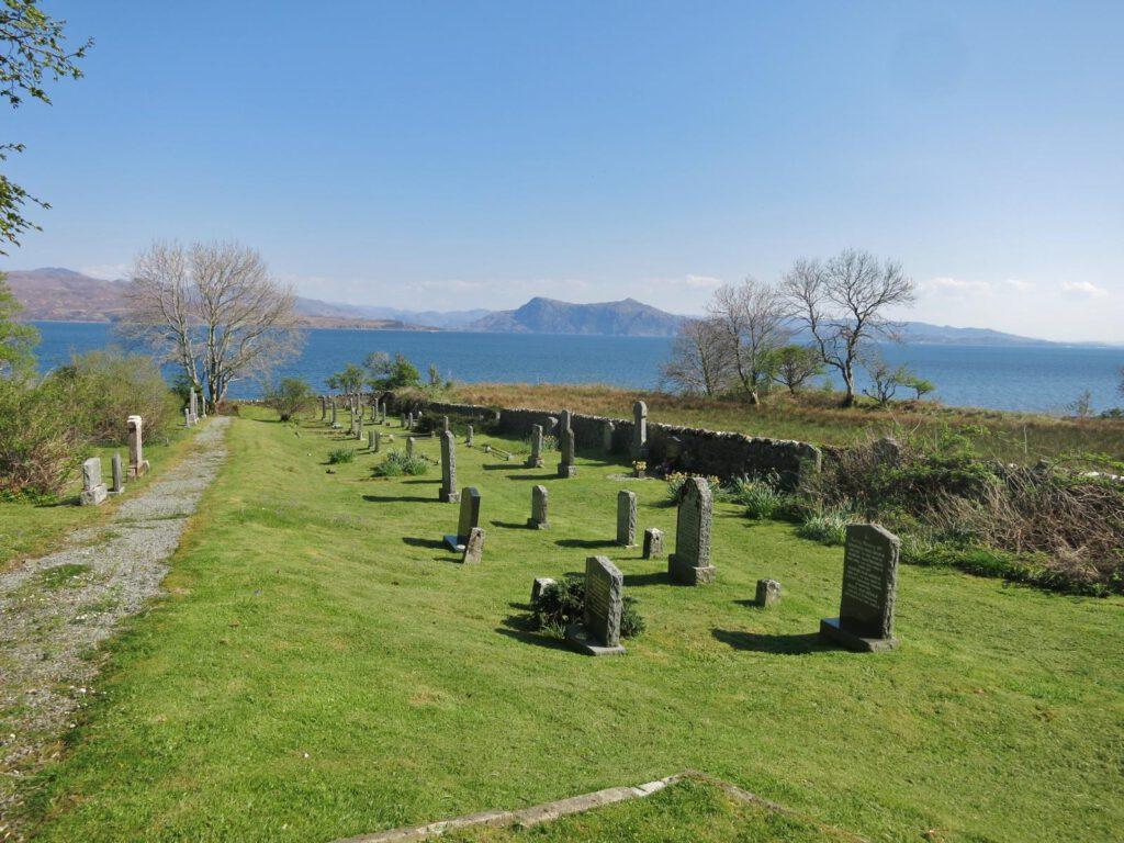 Friedhof / Nahe Armadele