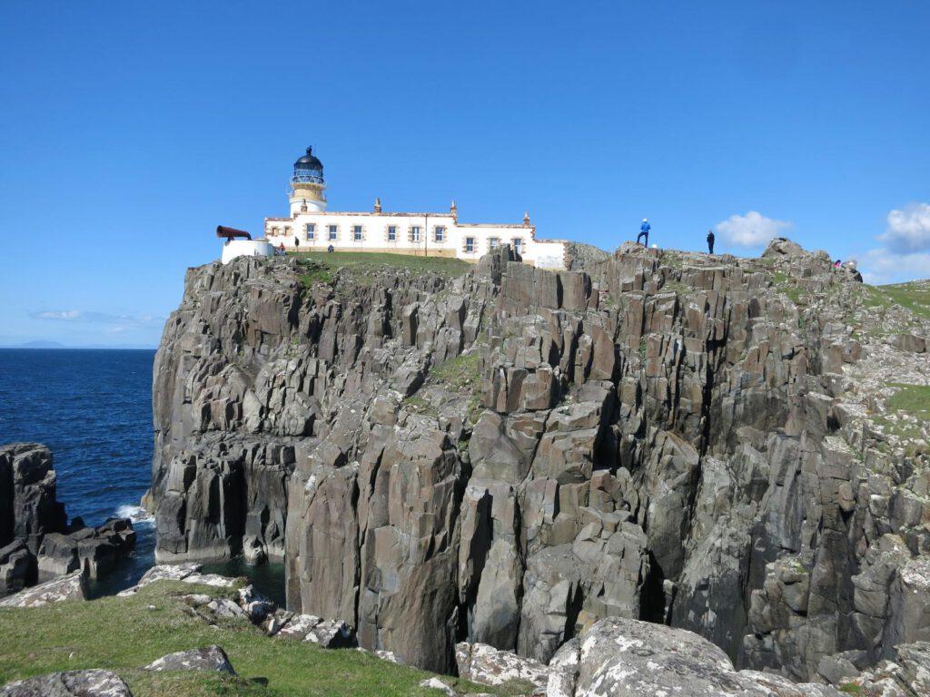 Leuchtturm Neist Point / Skye Schottland