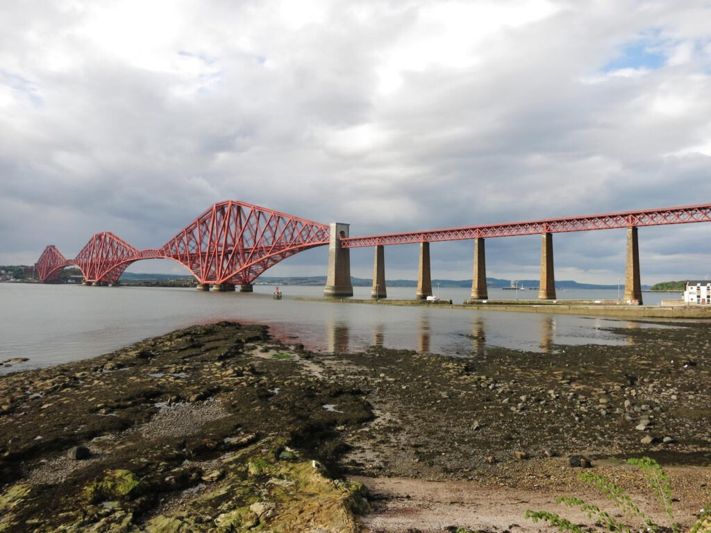 Fifth of Forth Bridge - Klappe die Zweite.