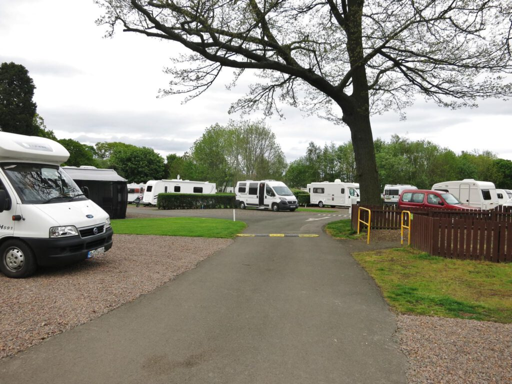 Campingplatz Edinburgh