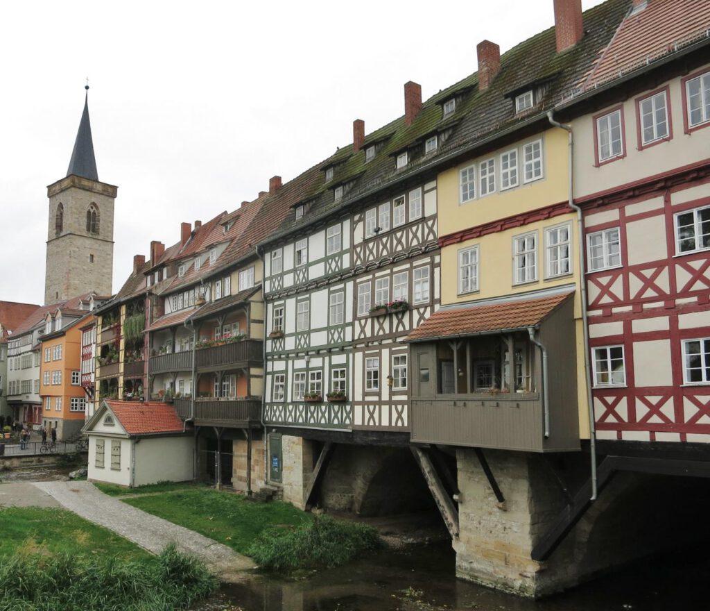 Krämerbrücke Erfurt - check.