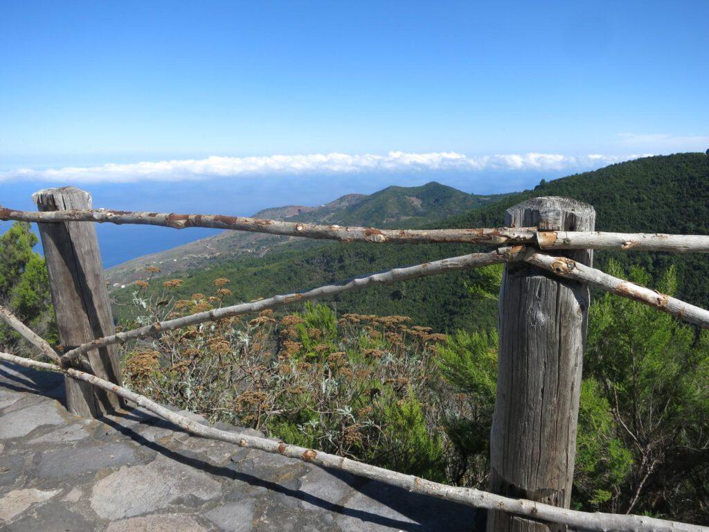 Aussichtspunkt Mirador de Las Mimbreras