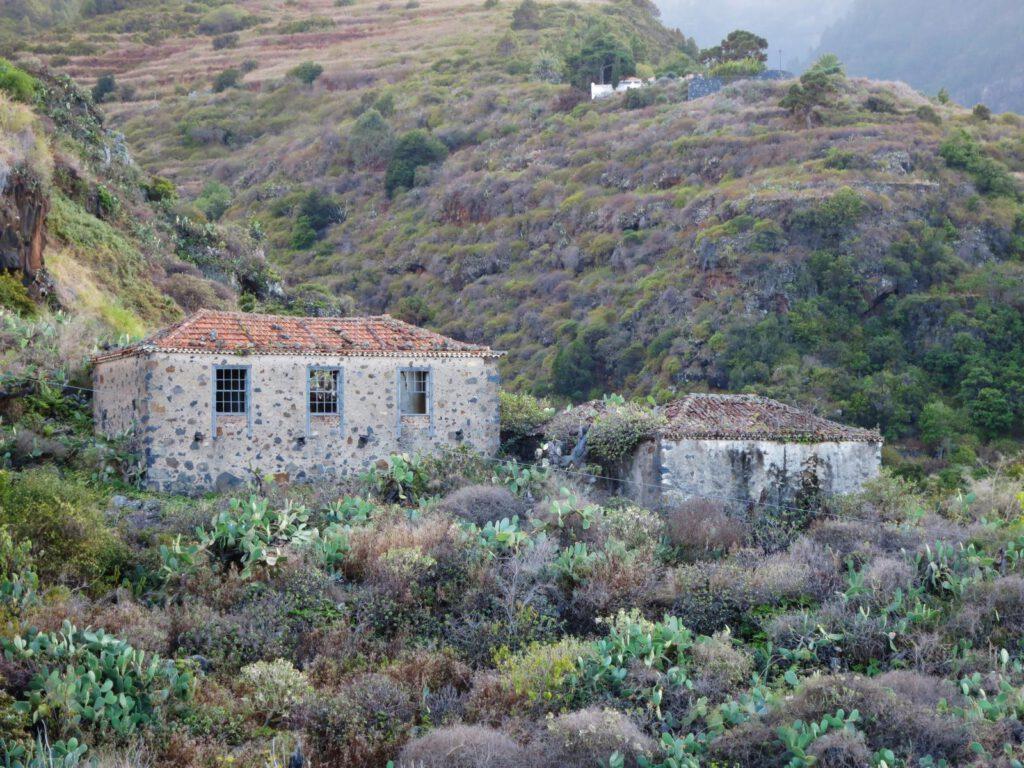 Natursteinhäuser Gallegos
