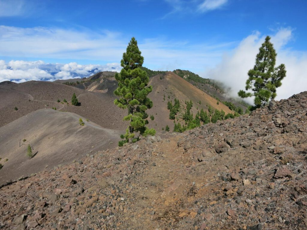 Auf der Vulkanroute