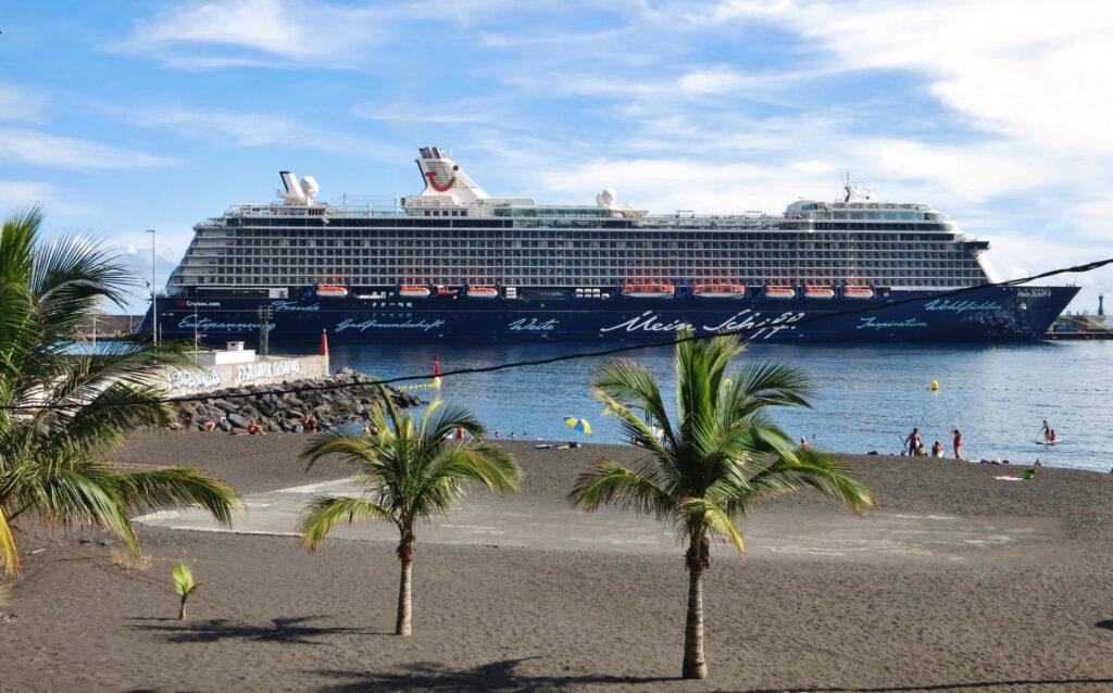 Mein Schiff - Kreuzfahrtschiff von TUI