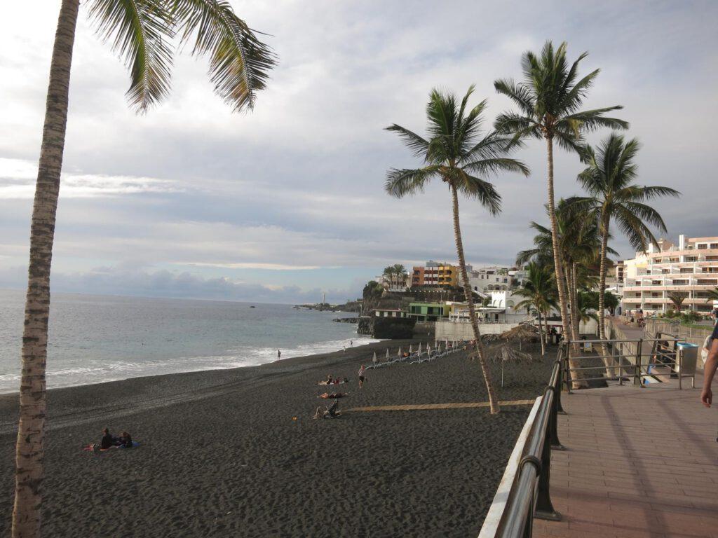 Puerto Naos Strandpromenade
