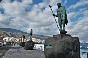 Statuen de los Menceyes