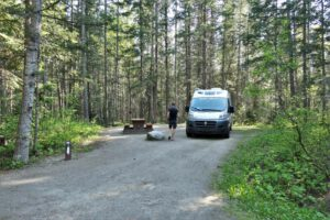 Robson Meadow Campground