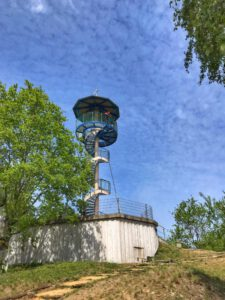 Aussichtsturm am Finkenberg Döberitzer Heide